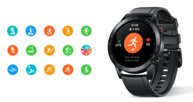 HONOR MagicWatch 2 Sports