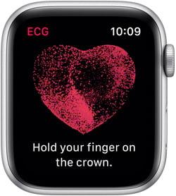 Apple Series 6 ECG