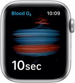 Apple Series 6 SpO2