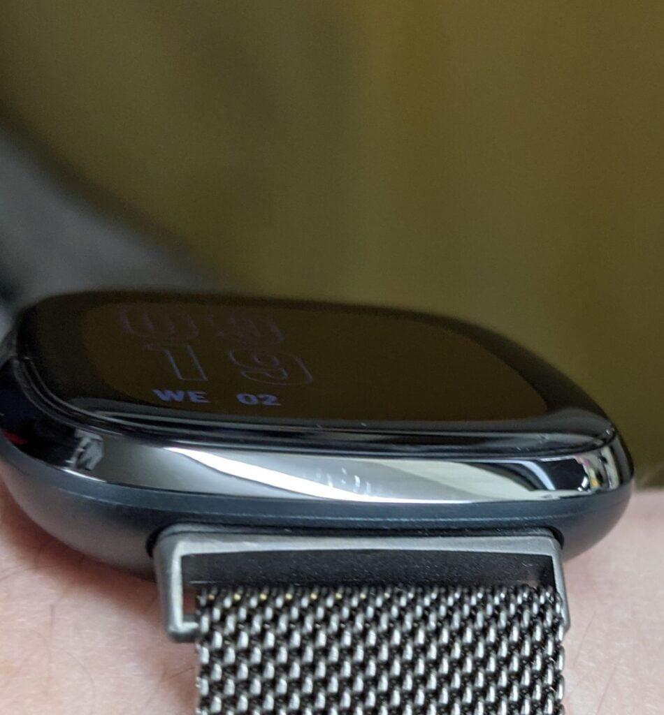 Fitbit Sense Scratch 2