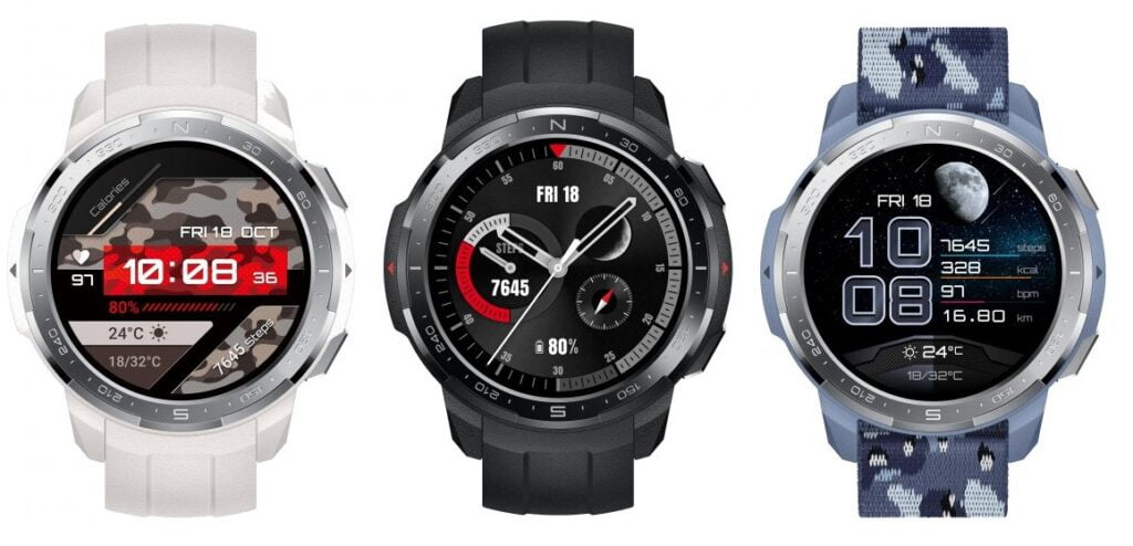HONOR Watch GS Pro Colors