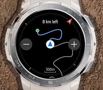 HONOR Watch GS Pro Route Back