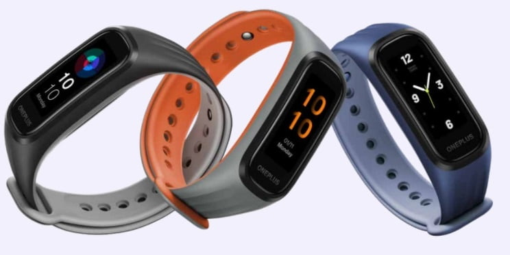OnePlus Band Colors