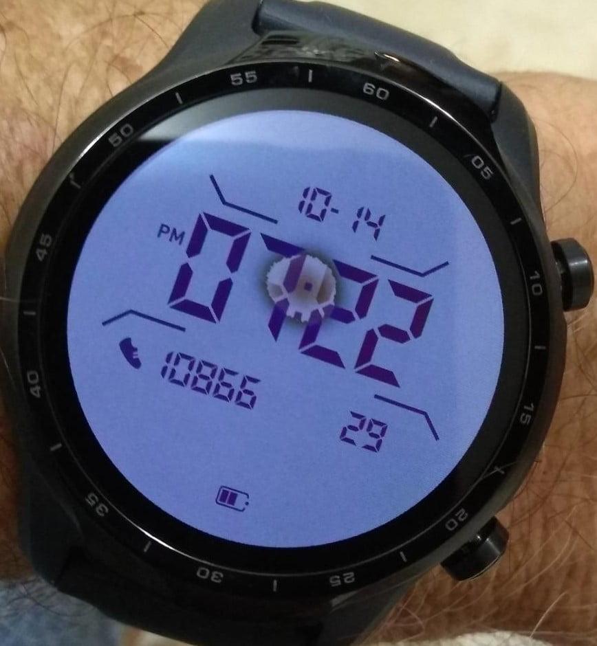 Ticwatch Pro 3 Damaged Display