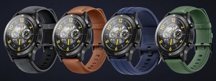 realme Watch S Pro Colors